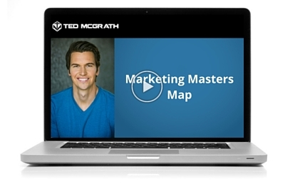 Ted McGrath - Marketing Masters Map