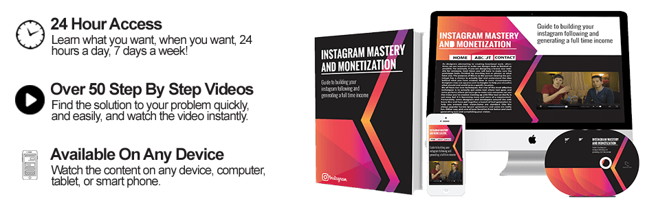 Josh Forti, Josue Pena - Instagram Mastery & Monetization