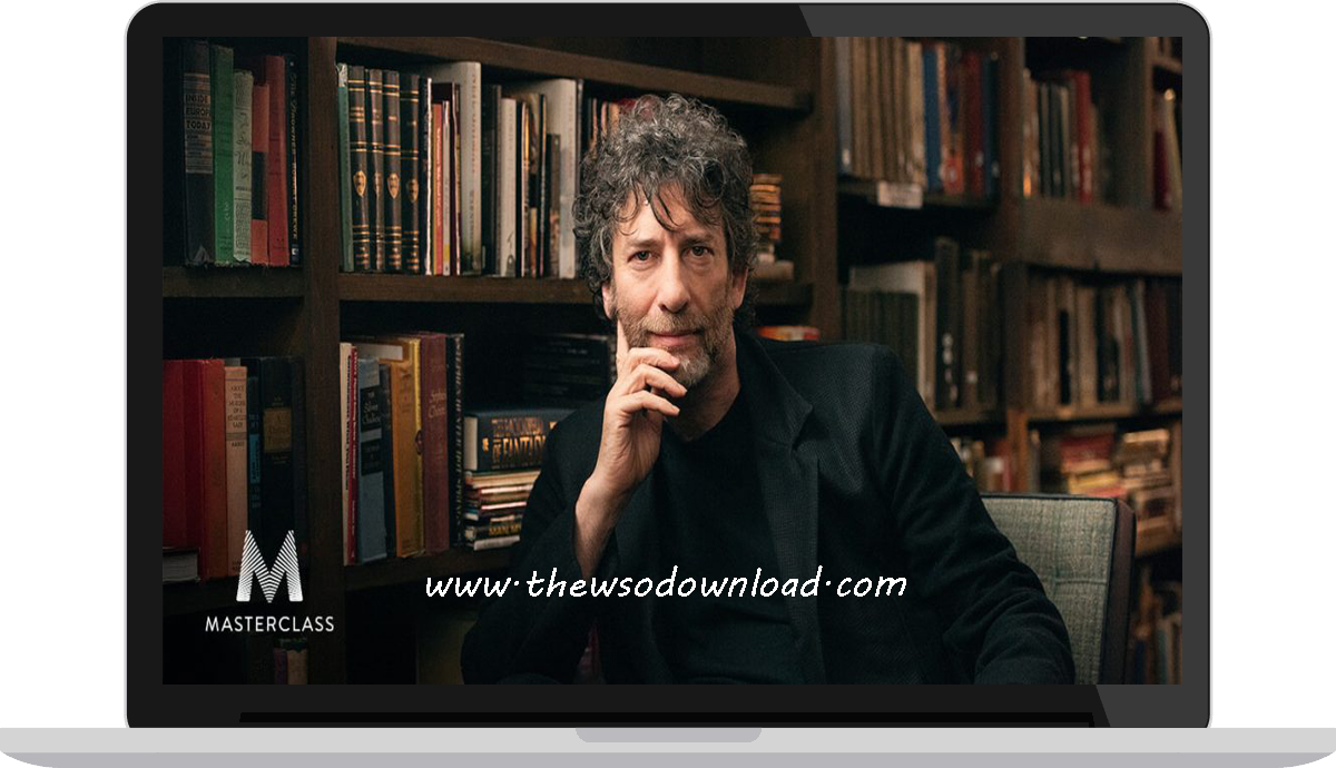 Neil Gaiman - Teaches The Art Of Storytelling