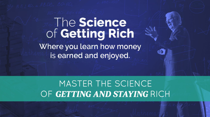 Bob Proctor – The Science of Getting Rich Seminar