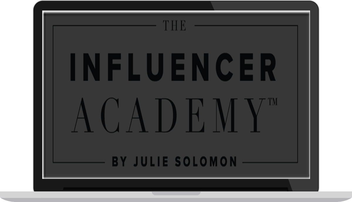 Julie Solomon - The influencer Academy