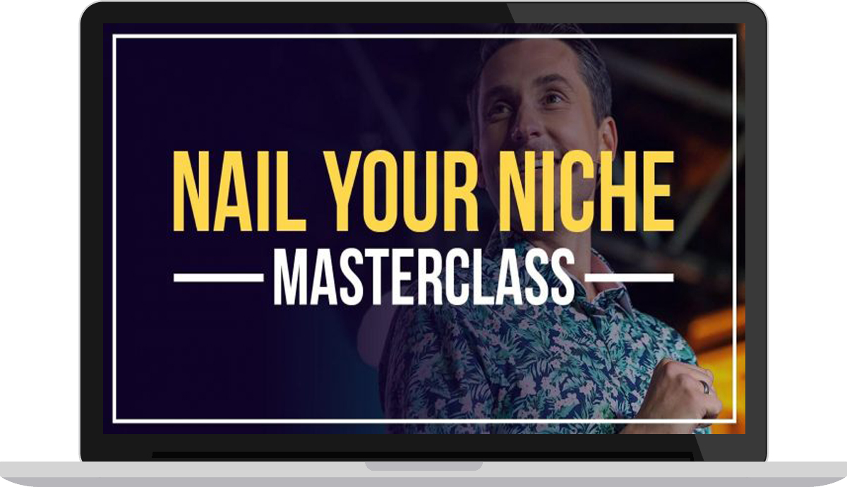 James Wedmore - Nail Your Niche Masterclass