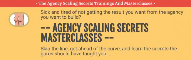 Jeff Miller - The Agency Scaling Secrets Trainings And Masterclasses