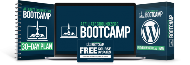 Duston McGroarthy - Affiliate Ground Zero 30-Day Bootcamp