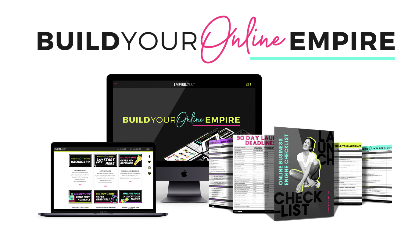 Building Your Empire