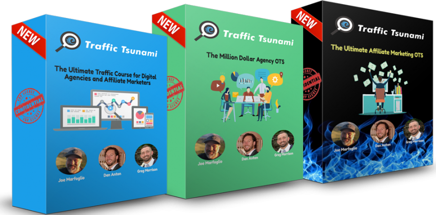 OMG Machines – Definitive Traffic Tsunami