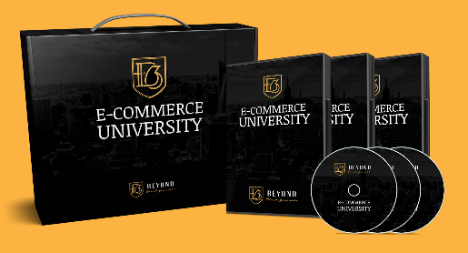 Justin Woll – BSF E-Commerce University
