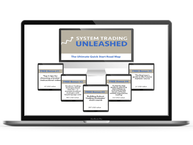 Better System Trader – System Trading Unleashed