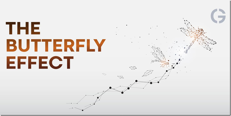GateX – The Butterfly Effect